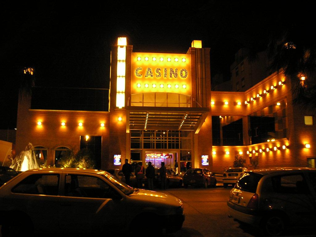 Casino Club Trelew Poker