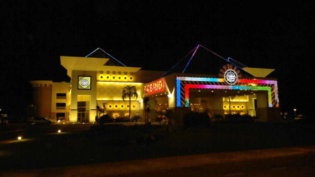 Poker Casino Club Santa Rosa